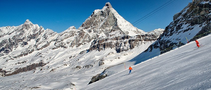 Cervinia Matterhorn