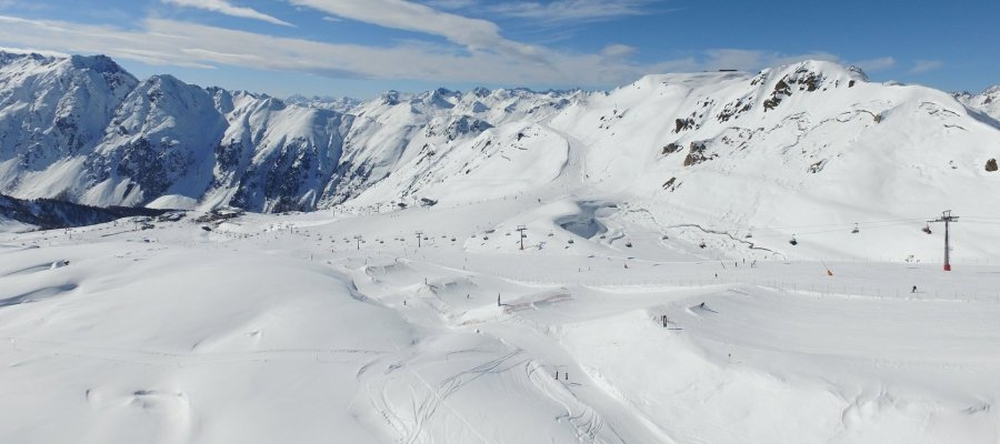 Ischgl Snowpark Slopetrotter