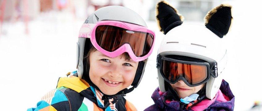 Zell am See i Østrig er perfekt til de lidt større børn