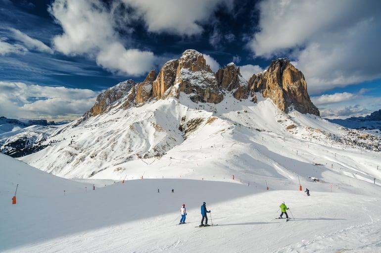 Skiferie Canazei Italien Slopetrotter